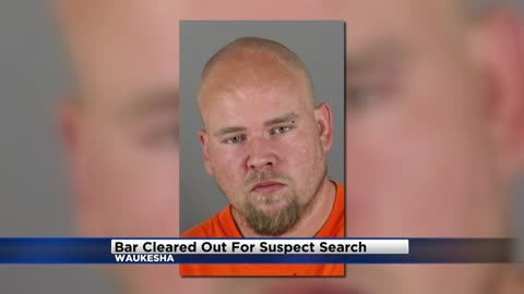 Nearly 50 people evacuated from Waukesha bar while police searched for suspect armed with knife