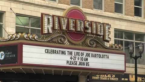 Laughter & tears at Celebration of Life for restaurant owner Joe Bartolotta