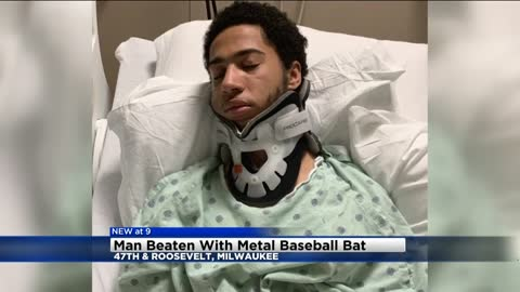 Milwaukee mother says son brutally attacked with metal bat by group he met on app