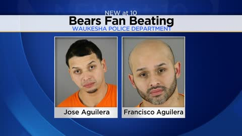 Brothers charged after allegedly beating up man for being from...