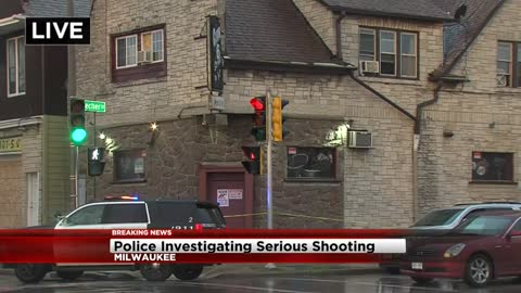 Shooting investigation underway near 6th and Becher