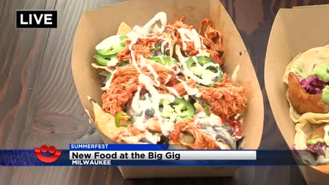 A new year brings new Summerfest foods