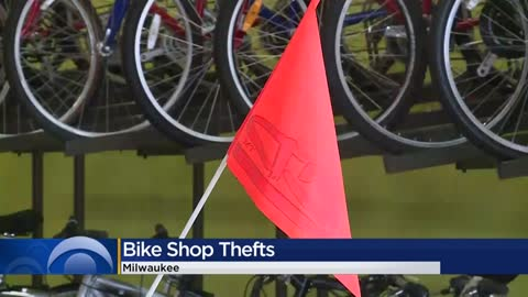 Man accused of breaking into non-profit bike shop, stealing on...
