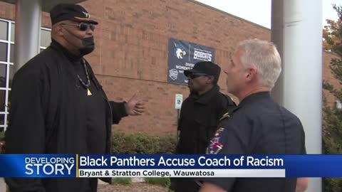 Milwaukee Black Panthers accuse Bryant & Stratton basketball coach of racism