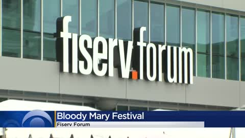 National Bloody Mary Festival held in Wisconsin for first ever...