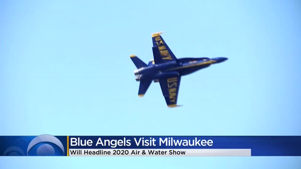 Air And Water Show Chicago 2020.Blue Angels To Headline 2020 Milwaukee Air And Water Show