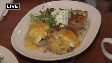 """CBS 58 at The Diner"" feeds your hunger for some great breakfast food"