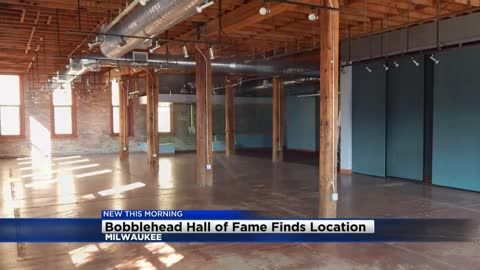 Bobblehead Hall of Fame finds permanent location in Milwaukee