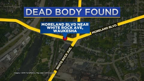 Waukesha Police investigating after body found near wooded area