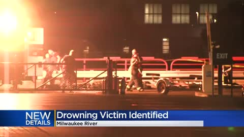 Police ID man whose body was pulled from the Milwaukee River Saturday