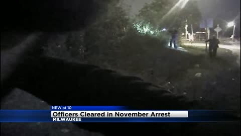 Bodycam video released of arrest of Milwaukee man who later died at hospital