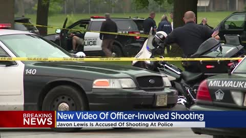 Police release body camera footage of June 8 officer-involved...