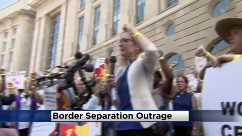 Local family impacted by separations at the border