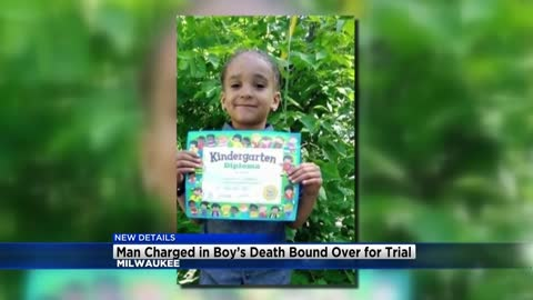 Man charged in 6-year-old boy's death bound over for trial