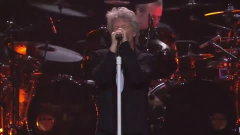 Bon Jovi performs the Bradley Center's last concert ever