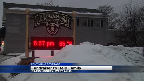 Brass Monkey donates profits from wing sales to family of DPW...