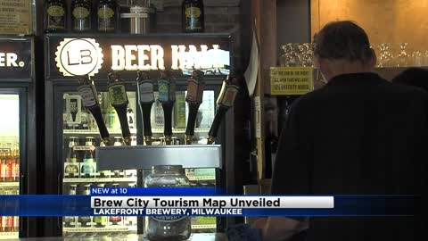VISIT Milwaukee unveils Brew City tourism map