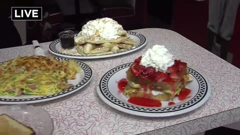 "Bristol 45 Diner becomes the focus for week 2 of ""CBS 58 at The Diner"""