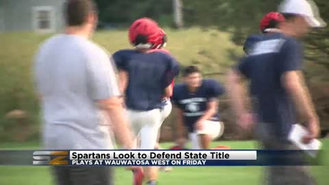 Week 1 High School Football Preview: Brookfield East Spartans