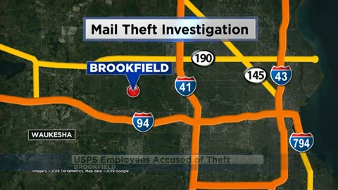 USPS investigating after employees accused of mail theft