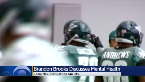 Top NFL player and Milwaukee native shares his battle with anxiety