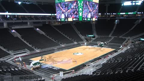 Milwaukee Bucks set new arena grand opening for August 26