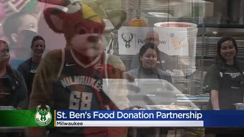 Bucks partner with Pick 'N Save to donate more than $50K of...
