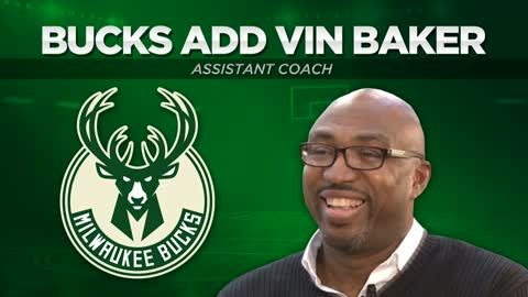 Milwaukee Bucks: Joe Prunty will remain head coach for remainder of season, Vin Baker added to staff