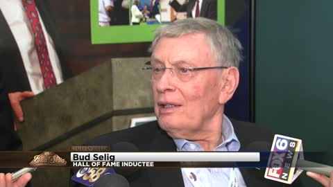 Bud Selig ready for Hall of Fame induction