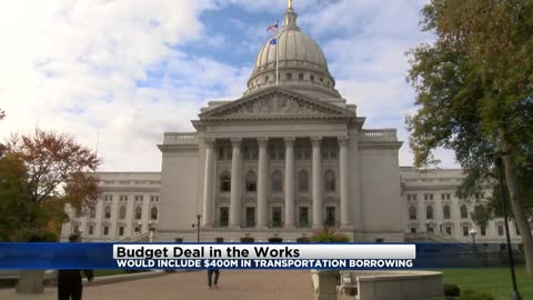 Budget deal which would include $400M in transportation borrowing is in the works