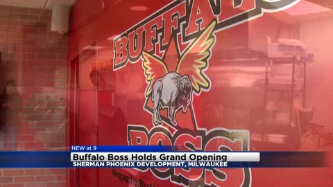 Buffalo Boss holds grand opening