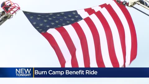 Wisconsin firefighters to hold benefit ride for burn injured youth