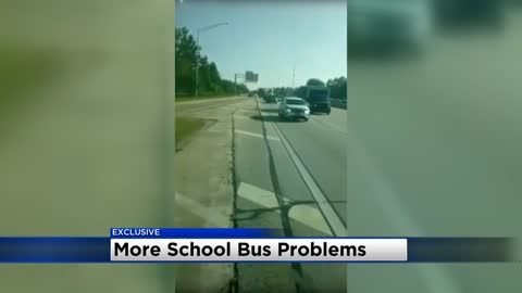 School bus problems persist for Alliance School student, new bus late to pick up