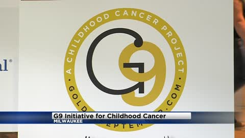 Gold In September kicks off 6th year to raise awareness for pediatric cancer
