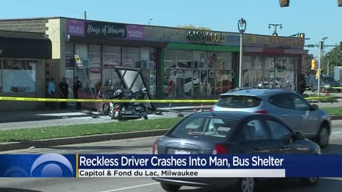 62-year-old Milwaukee man seriously injured in crash near 51st and Capitol; driver fled scene