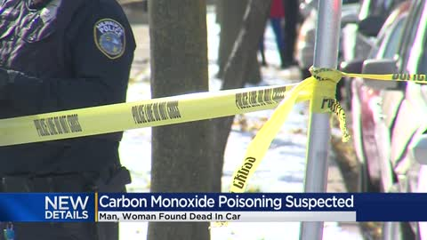 Medical examiner identifies 2 found dead in car near 22nd and Keefe