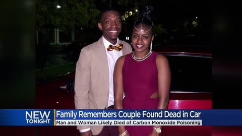Family remembers young couple suspected of dying from carbon...