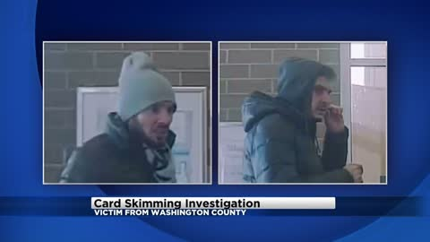 Washington County investigating possible card skimming devices