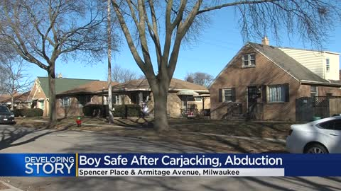 MPD: 2-year-old boy safe after being abducted during shooting, carjacking