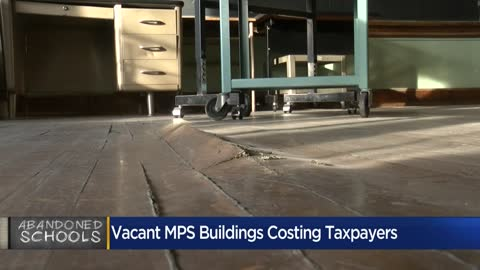 CBS 58 Investigates: Why are taxpayers spending millions on abandoned MPS buildings?