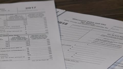 CBS 58 Investigates: Who's not paying taxes?