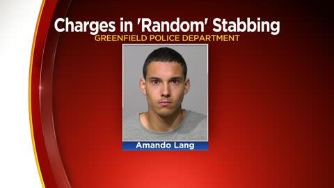 """I had to kill that man:"" 19-year-old Greenfield man charged following fatal stabbing"