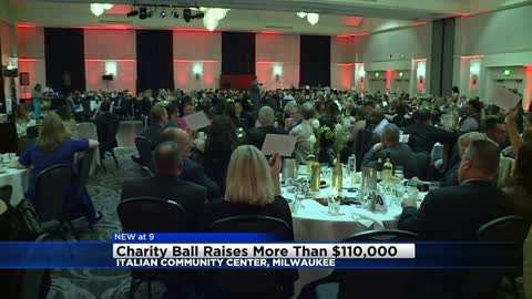 Fired Up Fundraiser and Charity Ball raises over $110,000