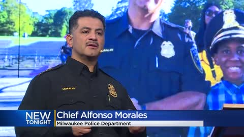 Milwaukee Police Chief Morales holds listening session