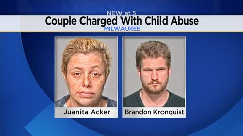 Milwaukee couple facing child abuse charges, accused of trying to kill disabled child