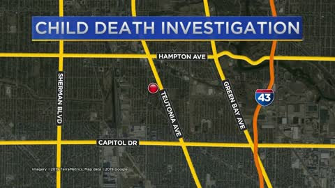 Two in custody after 5-year-old child dies near 26th and Ruby