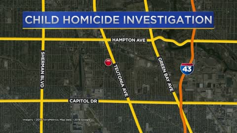 Death of 5-year-old near 26th and Ruby being investigated as...