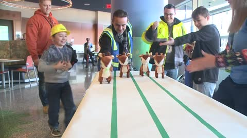 Children's Wisconsin hosts winter carnival for young patients...