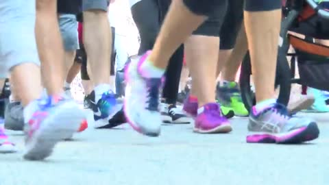 Thousands take part in 'Briggs & Al's Run & Walk' to raise money for Children's Hospital of Wisconsin