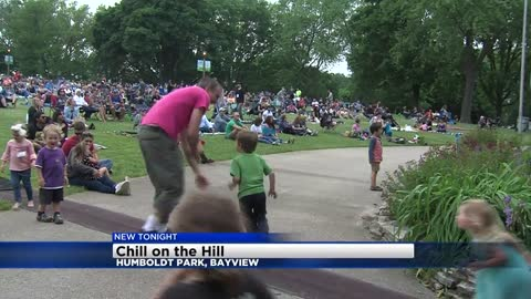 14th season of Bay View's 'Chill on the Hill' underway